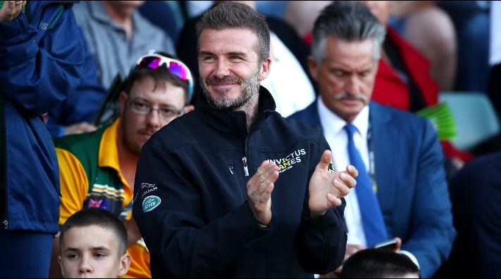 Beckham recibe luz verde para su estadio en Miami