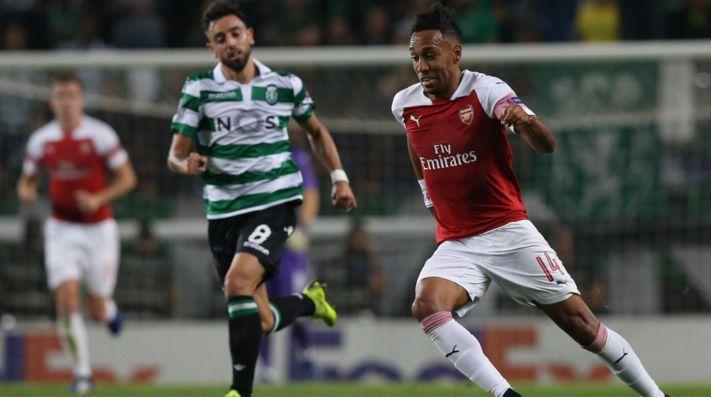 Arsenal vs Sporting Lisboa