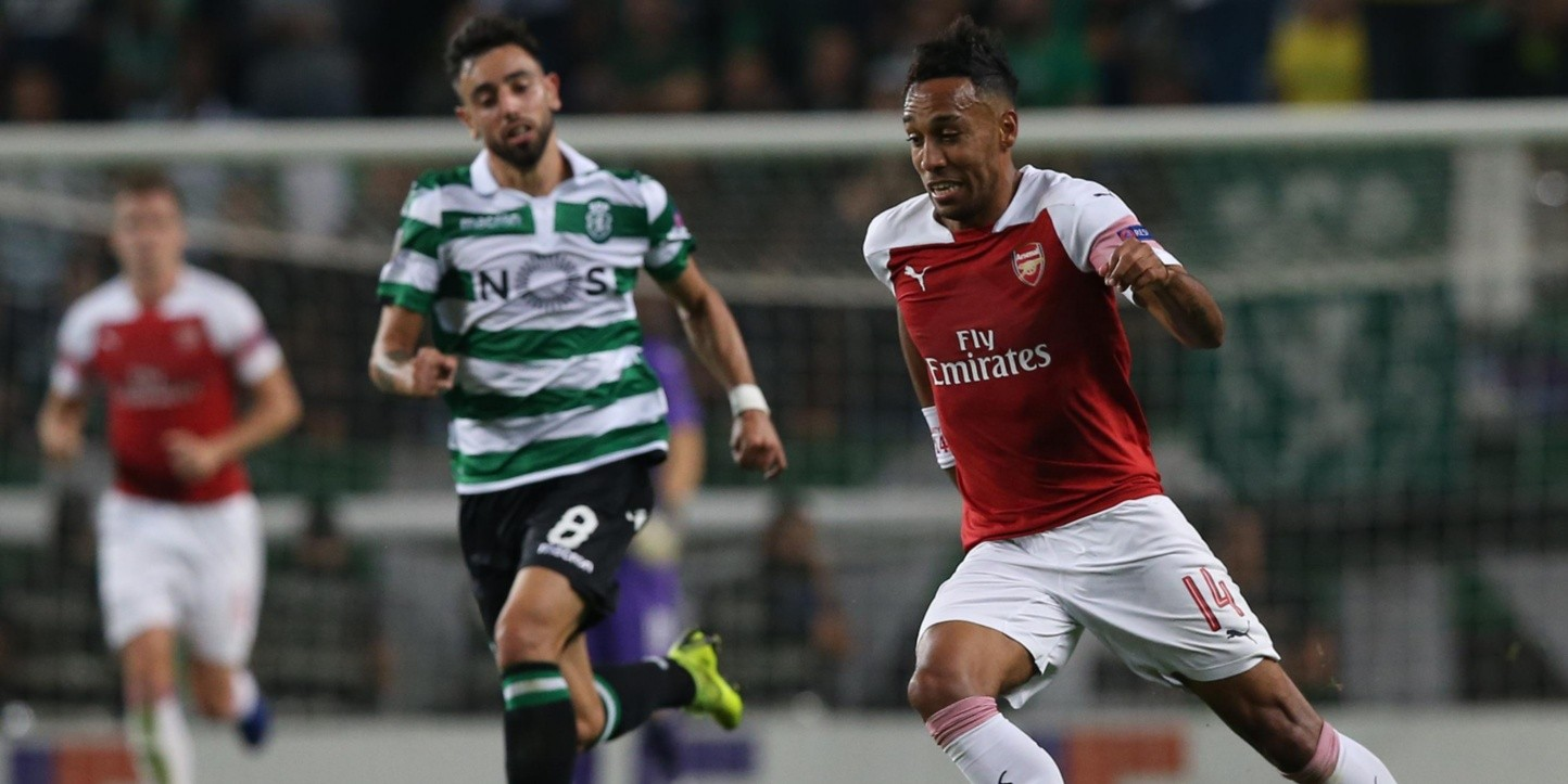 Arsenal vs Sporting Lisboa (Foto: Getty)