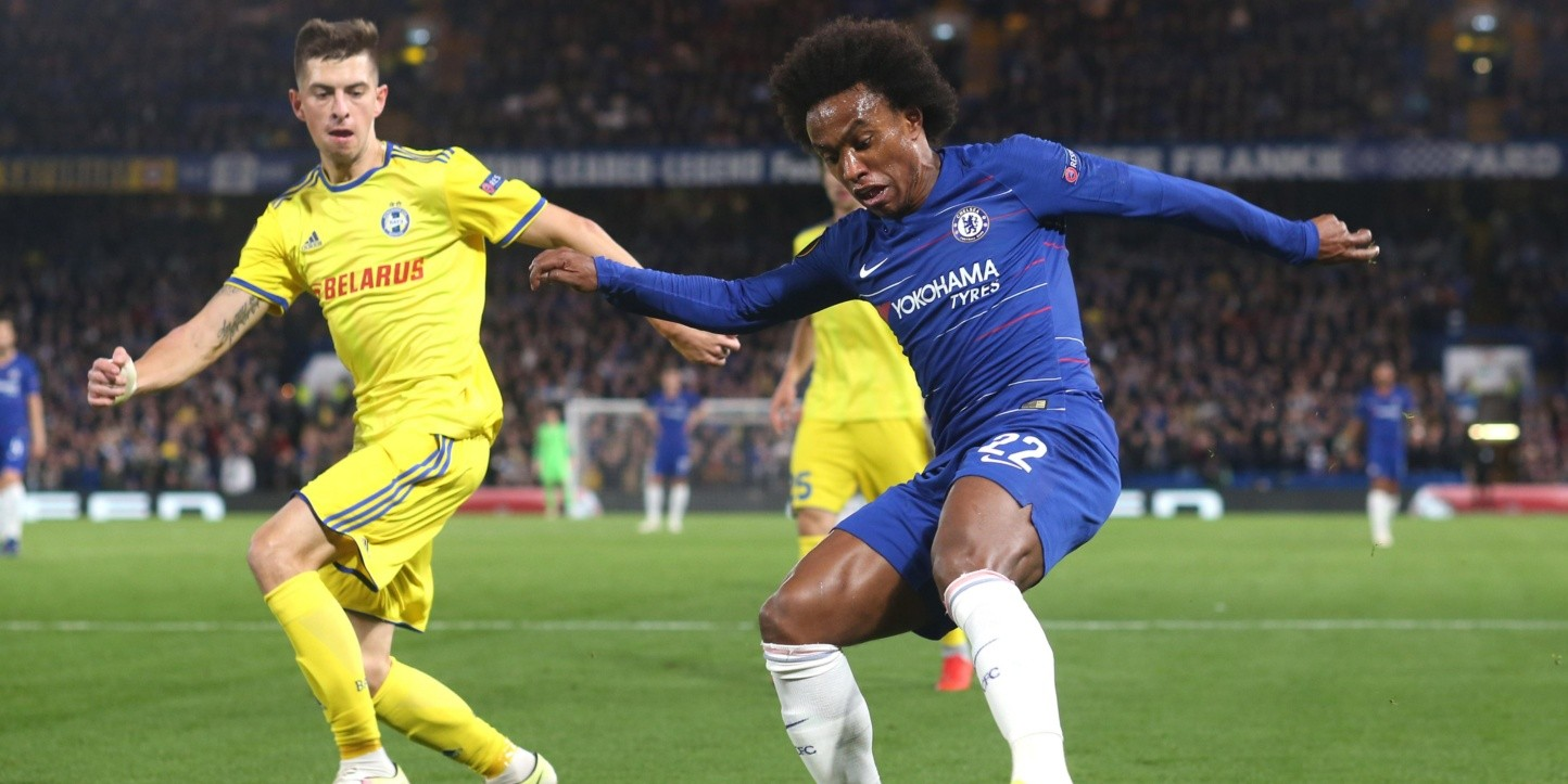 BATE vs Chelsea (Foto: Getty)