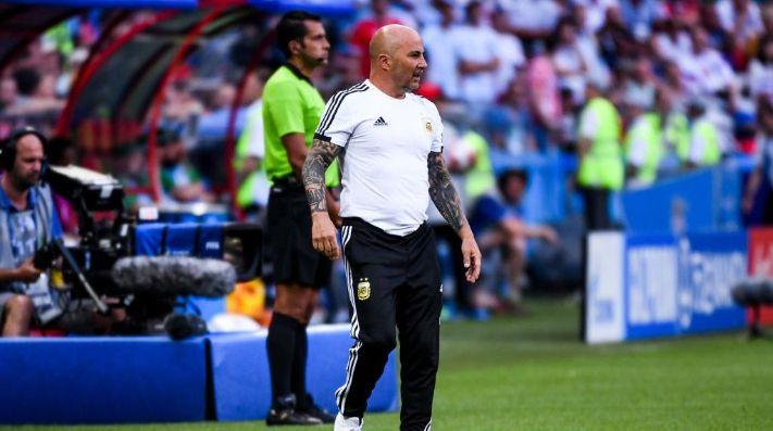 Marchesín asegura que Sampaoli le prometió llevarlo al Mundial