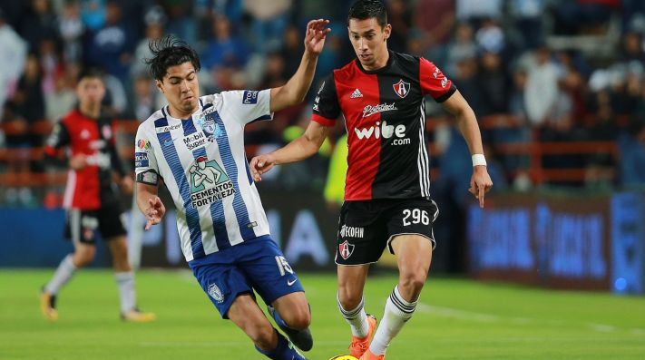 Atlas vs Pachuca (Foto: Getty)