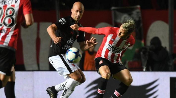 Colón vs Estudiantes por la Superliga.