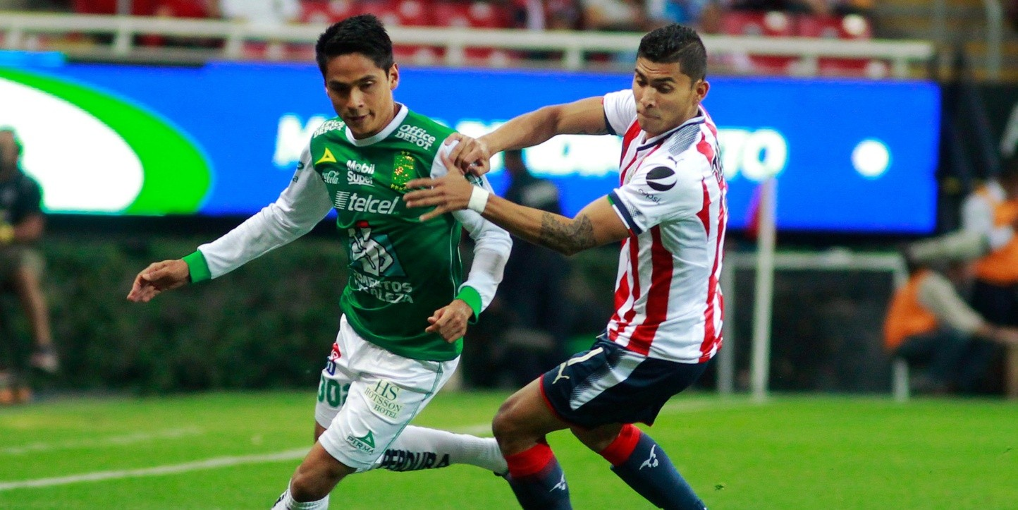León vs Chivas (Foto: Getty)