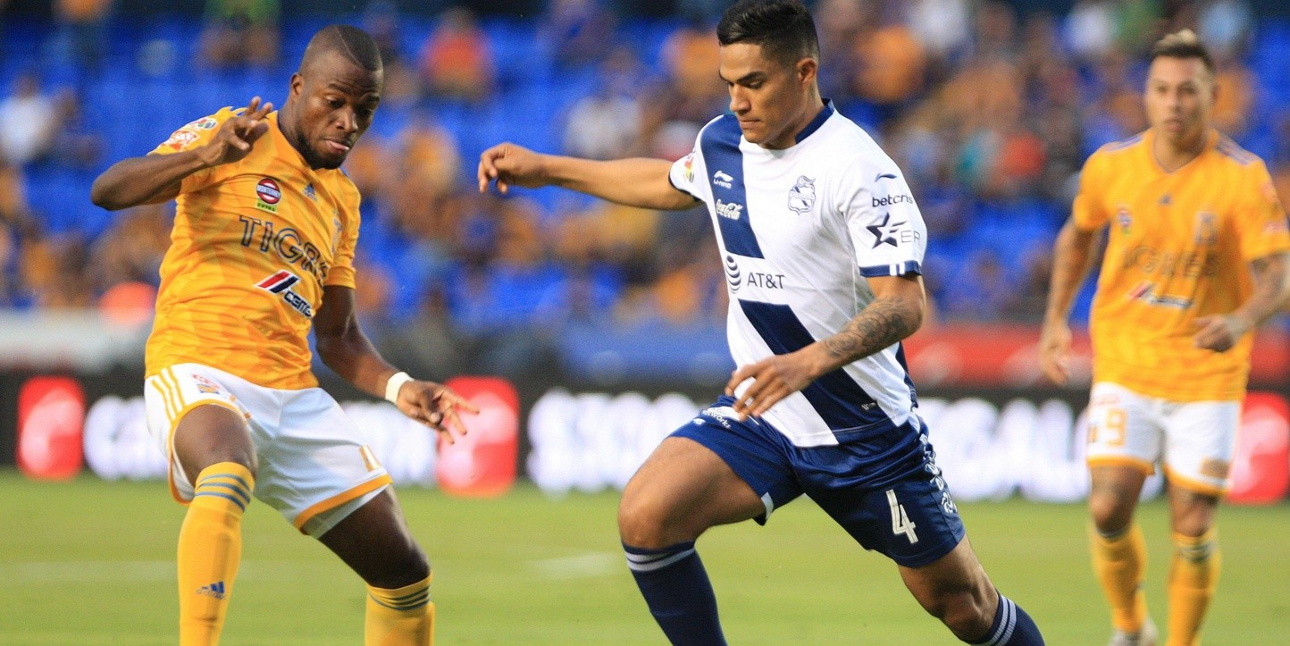 Tigres UANL vs Puebla (Foto: Getty)