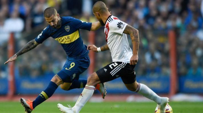 Boca vs River (Foto: Getty)
