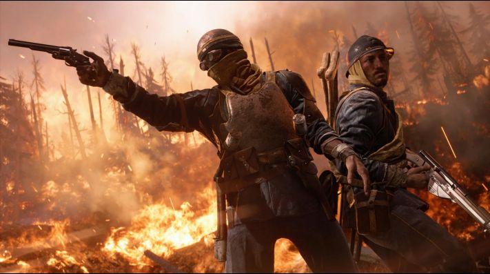 Battlefield V nos presenta su trailer de lanzamiento