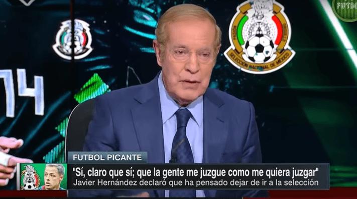 Ferretti cancela entrenamiento del Tri en Argentina