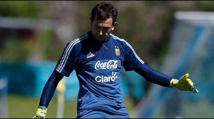 Agustín Marchesín dice que su regreso a la selección argentina es especial