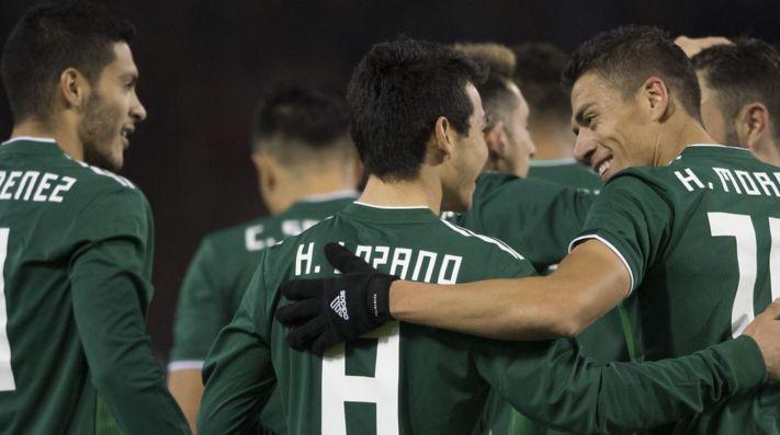 El Tri mexicano cumple primera jornada en Argentina con dos entrenamientos
