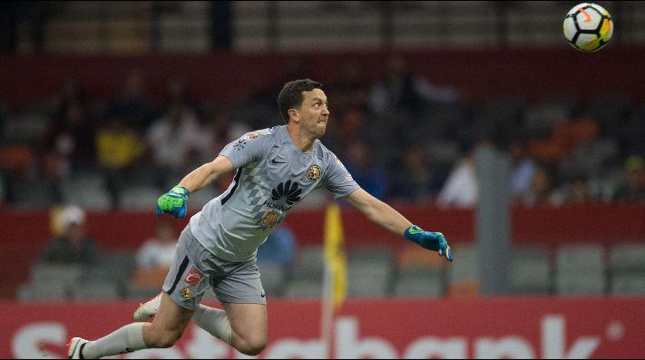 Con Marchesín, el once inicial de Argentina contra México