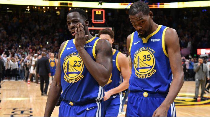 Los Warriors retomaron el camino del triunfo