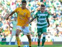 Tigres UANL vs Santos Laguna (Foto: Getty)