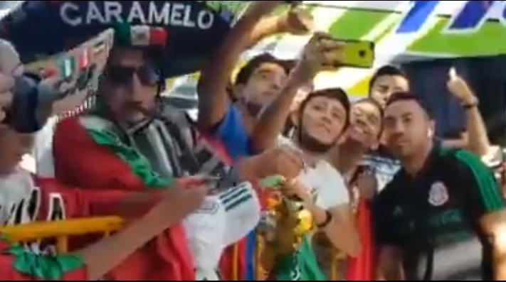 Utilería de la Selección Mexicana viaja en camión austero a Mendoza