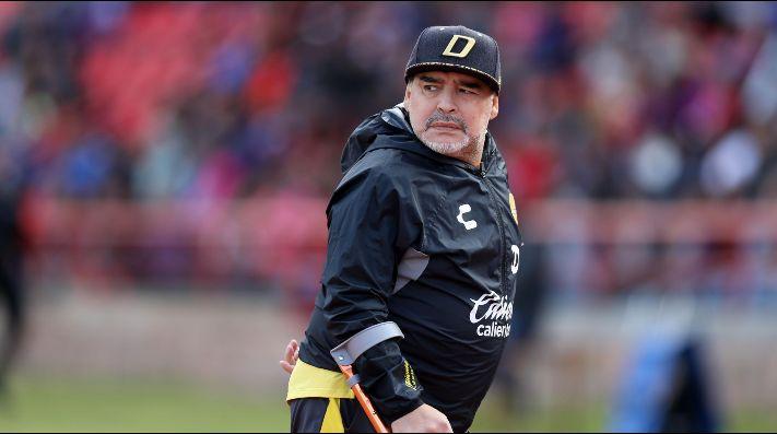 Maradona fue consultado sobre Scaloni y le dedicó una lapidaria frase