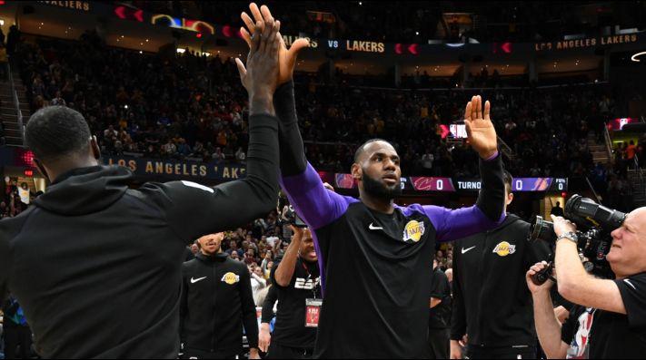 Cavaliers de Cleveland separa del equipo al escolta JR Smith