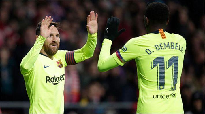 Barcelona | LaLiga: Diego Costa, Lesionado en el Atlético de Madrid