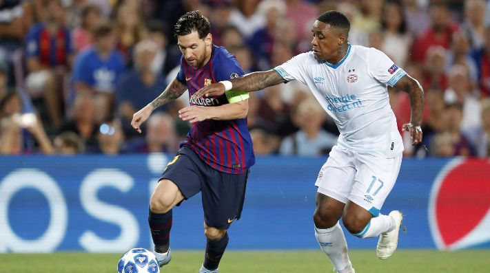 Suárez, entre el puñado de bajas en Barcelona