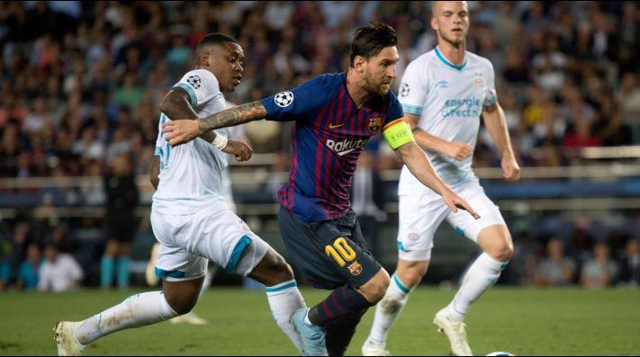 El partido que puede relanzar a Ousmane Dembélé — PSV-Barça