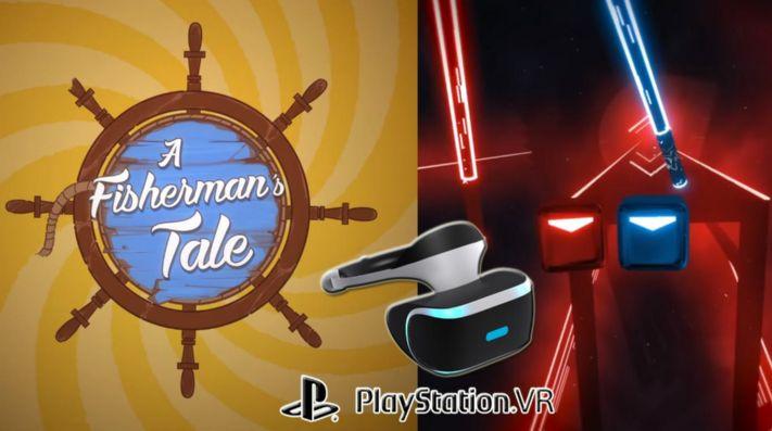 Nuevos Juegos Para Playstation Vr