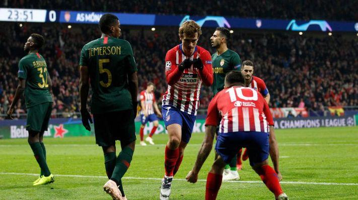 Atlético Madrid sella su pase a octavos de Champions