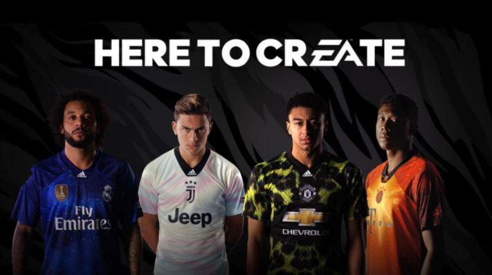 Presentada la cuarta equipación del Madrid para FIFA 19