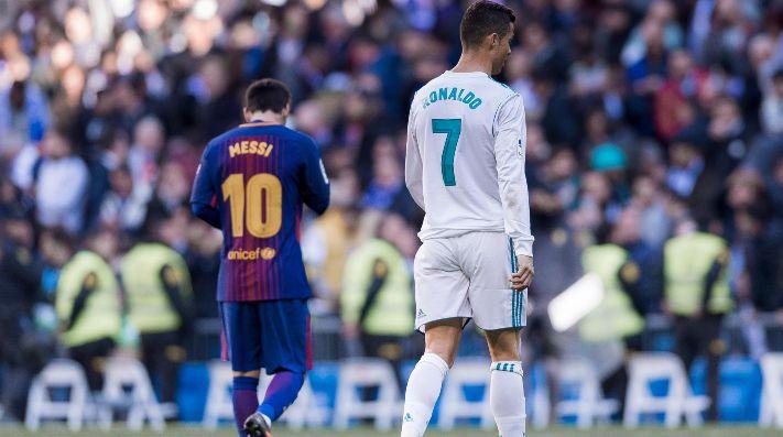 Messi y Cristiano podrían ver juntos la final de La Libertadores - Diario