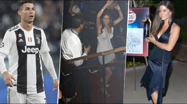 Publican supuesta confesion de violacion de Cristiano Ronaldo