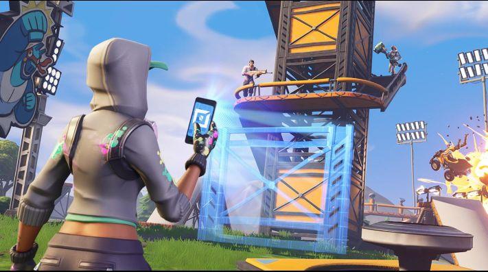 Epic Games te permite ¡Crear tu propio Fornite!