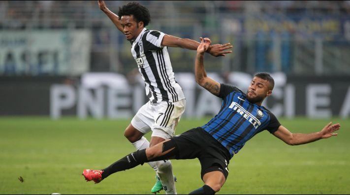 Juventus derrotó a Inter en apretado clásico de la Serie A