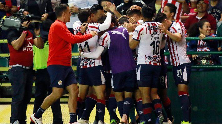 Chivas sumó un 'refuerzo' más; Marcelo Leaño se reintegró al redil