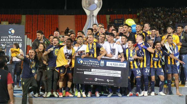 Rosario Central campeón: así quedó la tabla histórica de títulos del fútbol argentino