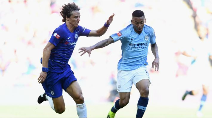 Chelsea vs Manchester City (Foto: Getty)