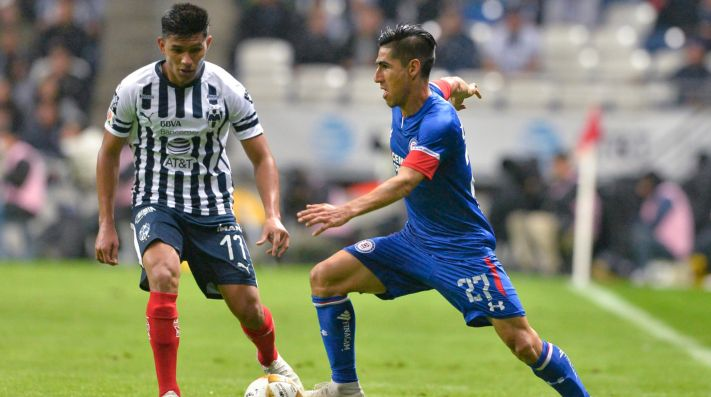 Cruz Azul vs Monterrey (Foto: Getty)