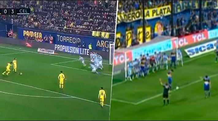 Celta se impone al Villarreal en partido con cierre de suspenso