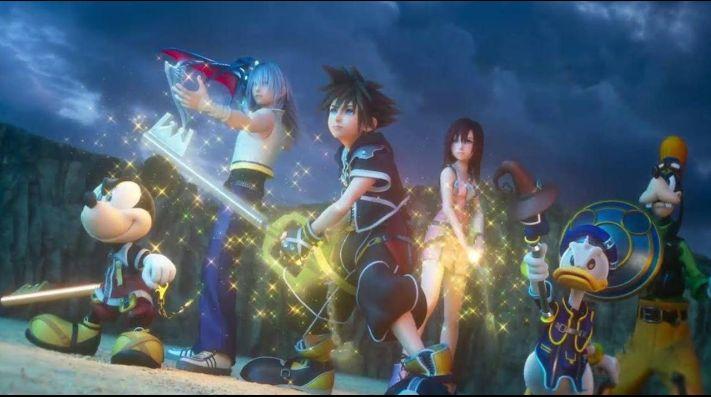 Kingdom Hearts: VR Experience saldrá gratis en PS VR en Navidad