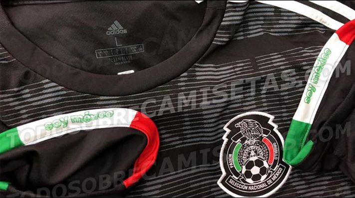 ¡Otra vez en color negro¡ Circula en redes posible uniforme del Tri