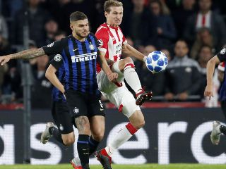 Inter vs PSV (Foto: Getty)