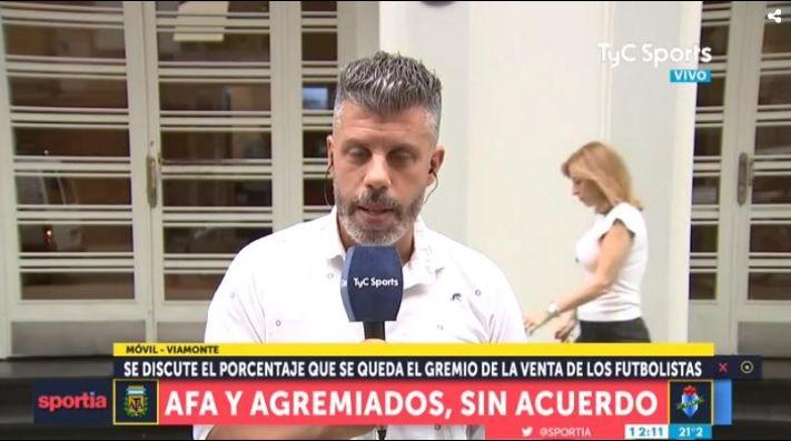 Tapia proyecta un 2019 con Messi y Scaloni en la Selección