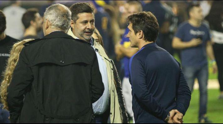 Guillermo Barros Schelotto dejó de ser DT de Boca