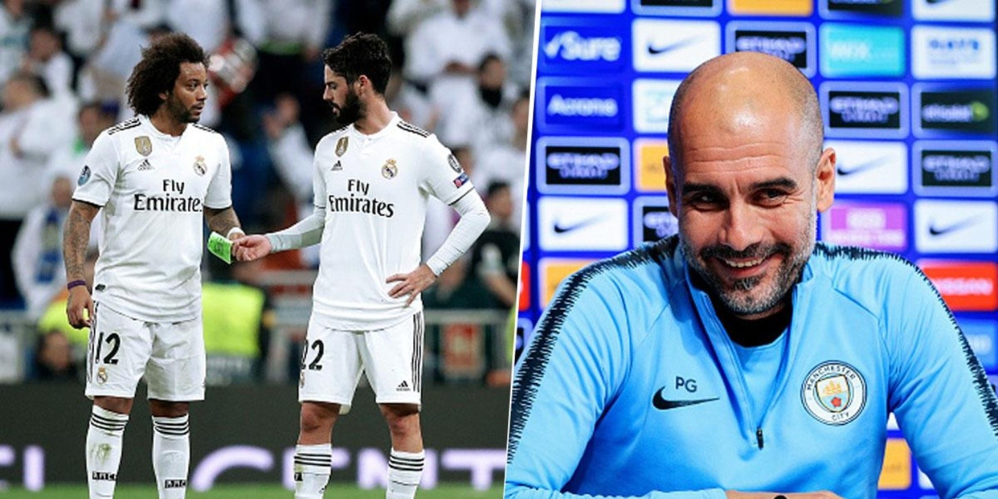Real Madrid le roba un jugador a Pep Guardiola