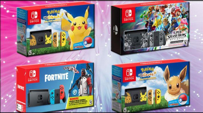 Los Cinco Mejores Juegos De Nintendo Switch Para Regalar En Esta Navidad