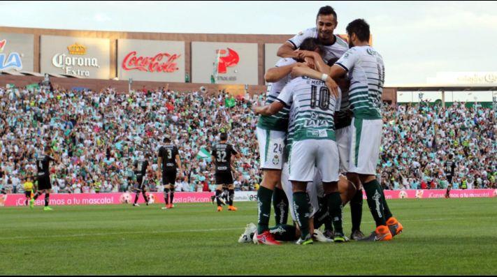 El chileno Diego Valdés llega a Santos Laguna — Oficial