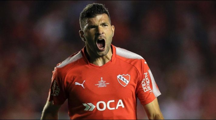 Independiente rechazó una oferta del Vasco da Gama por Gigliotti, ahora viene por el puma el Toluca de México Gigli_crop1545071694393.jpg_1693159006