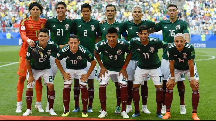 La agenda de la Selección Mexicana para el 2019  7b3e3923e4373