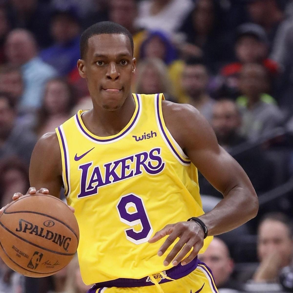 Rajon Rondo confiesa que prefería quedarse en los Pelicans en lugar de ir a  los Lakers 7cebe1c08