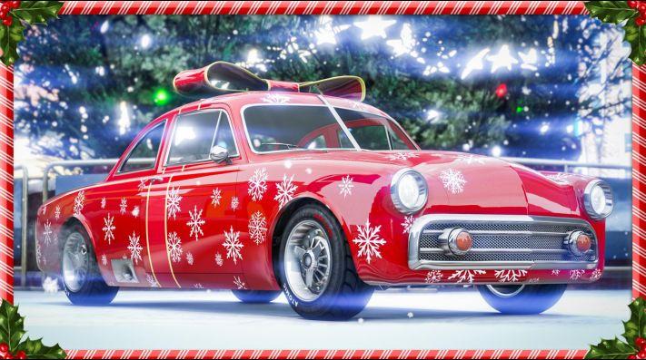 Nuevos Autos Y Mas Sorpresas De Navidad En Gta Online