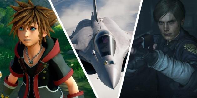 Los 5 Mejores Juegos De Enero Para Ps4 Xbox One Y Nintendo Switch