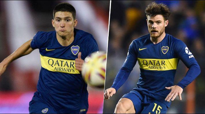 Nández y Balerdi se irían de Boca.