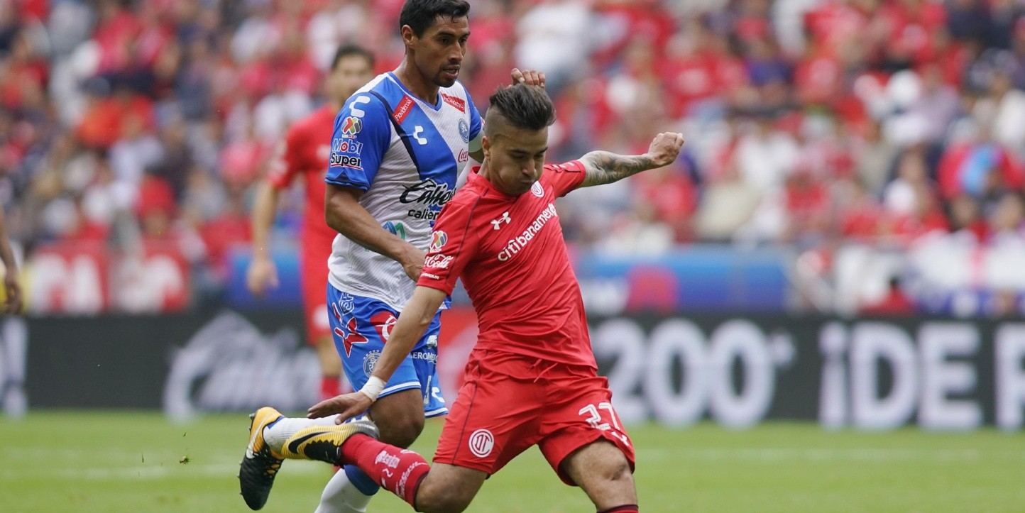 Toluca vs Puebla (Foto: Getty)